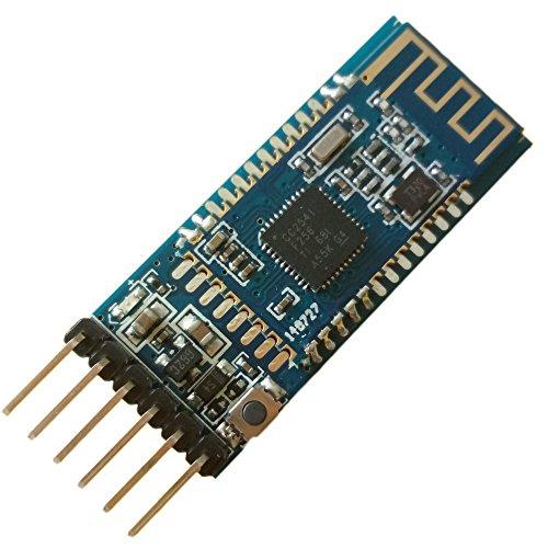 DSD TECH CC2541 Bluetooth 4.0 BLE Slave-Modul zum UART-Transceiver für Arduino Kompatibel mit iOS