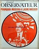 Telecharger Livres NOUVEL OBSERVATEUR LE No 135 du 14 06 1967 SOMMAIRE COMBIEN DE GOUTTES POURQUOI JF KENNEDY PRATIQUAIT LA LECTURE RAPIDE L EVENEMENT MOYEN ORIENT CONDAMNES A L AGRESSION PAR JEAN DANIEL POURQUOI MOSCOU A LACHE NASSER TEMOIGNAGE D UN HAUT FONCTIONNAIRE SOVIETIQUE L EXEMPLE RUSSE PAR PIERRE MENDES FRANCE NOS EXIGENCES CONTRADICTOIRES PAR JEAN PAUL SARTRE D ABORD LAVER L AFFRONT PAR JOSETTE ALIA MAINTENANT GAGNER LA PAIX PAR JEAN FRANCIS HELD LE CALVAIRE DU DOCTEUR FEDOR (PDF,EPUB,MOBI) gratuits en Francaise