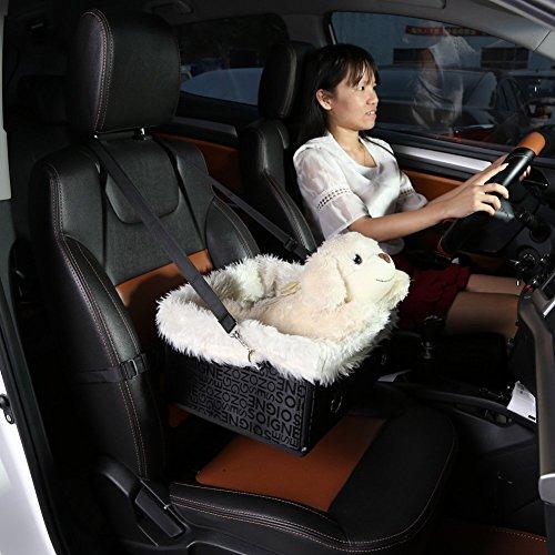 Pidsen trasportino da auto per cani con pelo for Trasportino per cani amazon