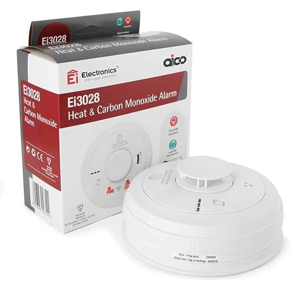 Aico Ei3016 Optical Smoke Alarm: Amazon