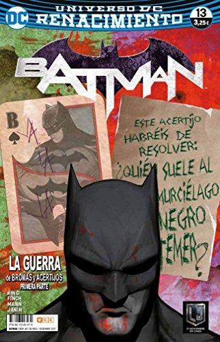 Batman núm. 68/ 13 (Renacimiento) (Batman (Nuevo Universo DC)) por Tom King