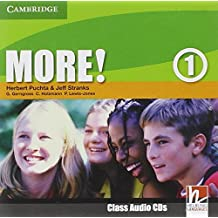More! Level 1 Class Audio CDs