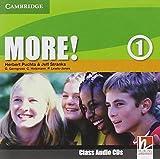 More! Level 1 Class Audio CDs
