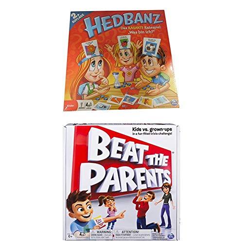 Spin Master 6019225 - Hedbanz Kids - Quiz 2