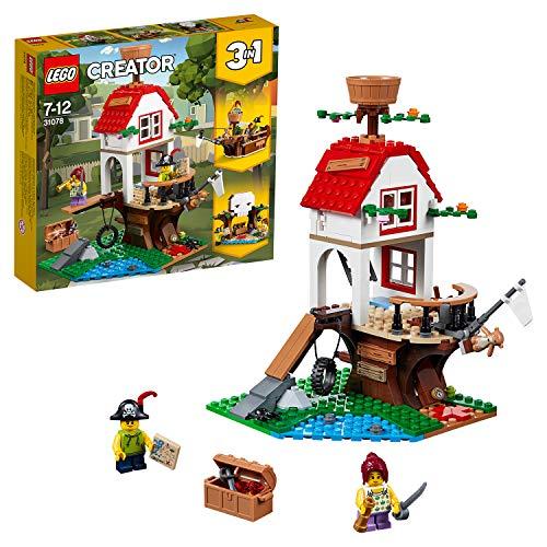 LEGO 31078 Baumhausschätze, bunt