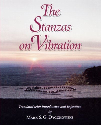 The Stanzas on Vibration (Suny Series in Philosophy and Biology) by State University of New York Press (1992-09-30)