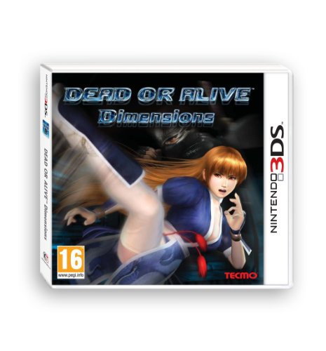 3DS Dead or Alive Dimensions (WIFI)