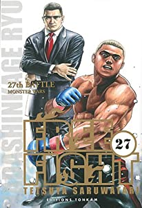 Free Fight Edition simple Tome 27