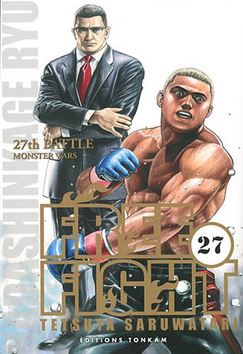 Free fight - New Tough Vol.27