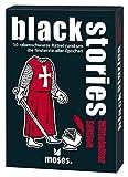 Moses. Black Stories Mittelalter Edition | 50 rabenschwarze Rätsel | Das Krimi Kartenspiel