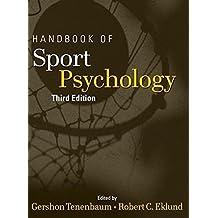 Handbook Sport Psychology 3e
