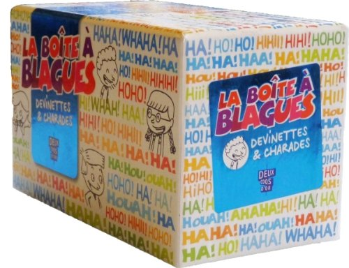 Boîte à blagues: Devinettes & charades