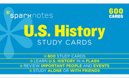us-history-study-cards