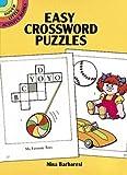Easy Crossword Puzzles (Dover Little Activity Books)