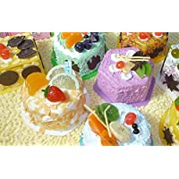 Preisvergleich für Children's Spielzeug Cute Simulation Liebe Cake Lagerung Geld Dosen Piggy Bank Ornamente Lovely Piggy Bank Cake Lagerung Geld Dosen Creative Money Piggy Bank Piggy Bank
