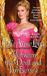 Between the Devil and Ian Eversea: Pennyroyal Green Series by Julie Anne Long (2014-03-25)