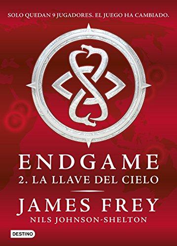 Descargar Libro Endgame 2. La Llave Del Cielo de James Frey