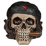 Spardose | Totenkopf| Freiheitskämpfer mit Zigarre | Skull | Schädel | Preis am Stiel®