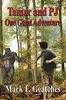 Book cover image for Tamar & PJ: One Giant Adventure