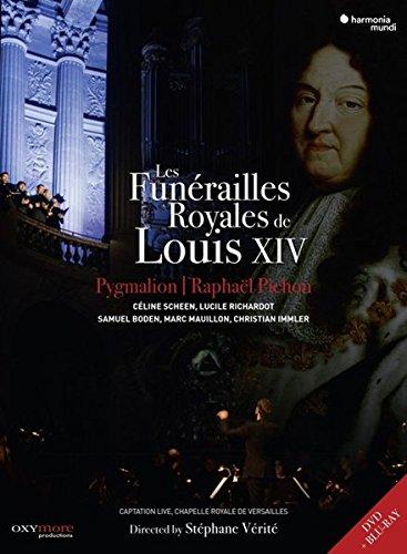 Pygmalion Pichon : Les Funerailles Royales De Louis XIV...