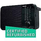 (Renewed) Philips RL205/N FM Radio