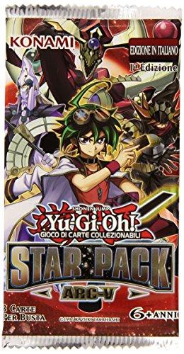 Yu Gi Oh - Yugi Star Pack 2015 en Forme d'enveloppe 3 Cartes