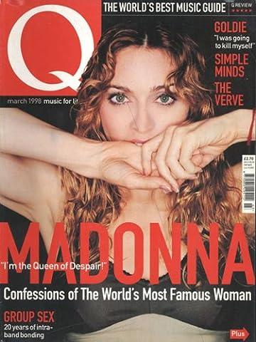 Q Mars 1998de Madonna d'art