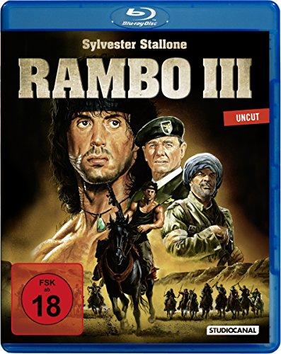 Bild von Rambo 3 - Uncut [Blu-ray]