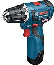 Bosch 06019D40K2 GSR 12 V-EC Professional Cordless Drill/driver (Brushless Motor)