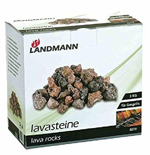 Landmann 0273 - Piedras volcánicas