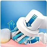 Oral-B Pro 750 Wiederaufladbare Elektrische Zahnbürste mit Reise-Etui, schwarz - 4