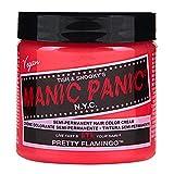 Jolie Manic Panic Pink Flamingo Vegan 4 Oz Hair Dye couleur