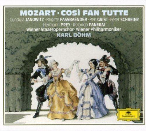 Così fan tutte (live Salzburg 1974)