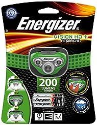 Energizer Vision HD + LED estarer (pilas incluidas) Energizer
