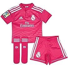 adidas Real Madrid Minikit 2014 15 Pink Rosa af116696c95da