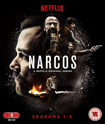 Narcos S1-S3 [Blu-ray]