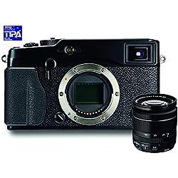 Fujifilm X-Pro2 Digital Camera w/ Fujinon XF18-55mm f2.8-f4 OIS zoom lens (24MP, APS-C X-Trans CMOS Sensor) 3 inch