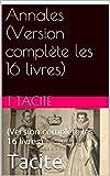 Annales - (Version complète les 16 livres) - Format Kindle - 1,78 €