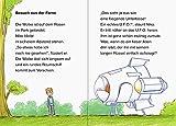 Besuch aus dem Weltraum (Leserabe - 2 - Lesestufe) - Michael Petrowitz
