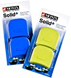Monix Solid + Silicone Handles for a wide range of solid + Pistachio