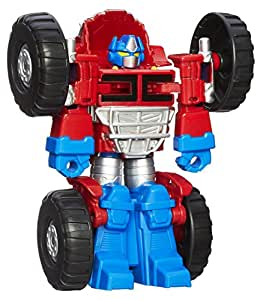 Transformers  Optimus Prime Rescue Bots Action Figure