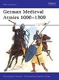 German Medieval Armies 1000-1300 (Men-at-Arms, Band 310)