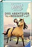 Spirit Wild und Frei: Das Abenteuer beginnt: Das Buch zur TV-Serie