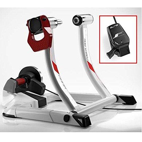 Elite FA003510055 Qubo Power Mag Cycletrainer Blanc/rouge/noir
