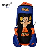 #4: MONEX BOXING KIT FOR KID'S (Punching Bag, Gloves & Headgear)