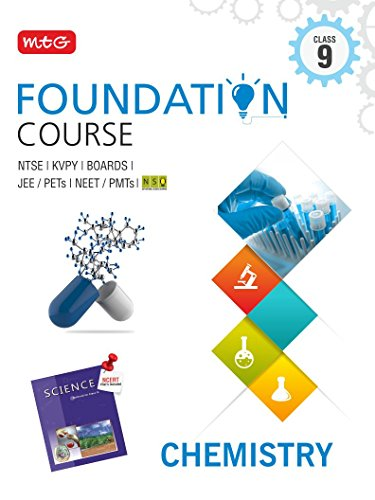 Chemistry Foundation Course for JEE/NEET/Olympiad - Class 9
