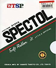 TSP Spectol 2.15 mm Table Tennis Rubber (Black)