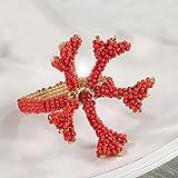Fennco styles mano rilievo corallo portatovaglioli, 4pezzi, 6colori Sneakers alte di tela Chuck Taylor All Star Seasonal
