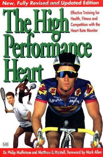 the high performance heart: effective training with the heart rate monitor by philip maffetone (1-feb-1995) paperback