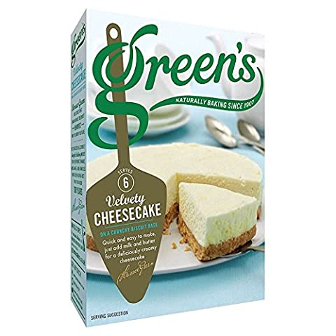 Green's Cheesecake Mix (259g) - Pack of 2
